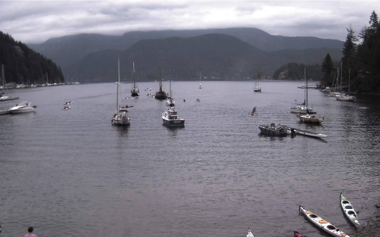 North Vancouver, BC Webcam