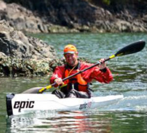 Learn to Surfski Lesson - Deep Cove Kayak