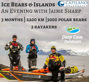 Poster for Ice Bears & Islands