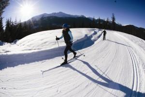 Classic skier