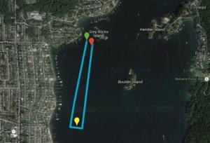 Beachview Criterium Deep Cove Tuesday Night Race
