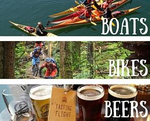Biats, Bikes & beers