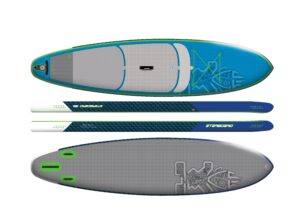 Starboard Inflatable stand up paddleboard