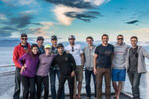 Salish Sea SUP Crossing Team