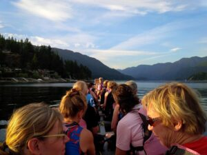 North Shore Dragon Busters in Deep Cove