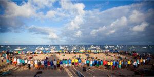 Molokai to Oahu SUP Race