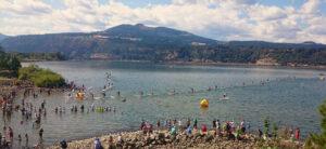 Columbia Gorge Paddle Race