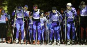 Nordic Ski Racers
