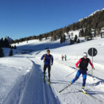 BC Nordic Ski Team in Europe