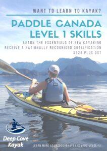 paddle canaad level 1