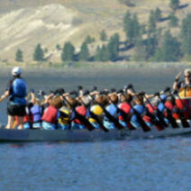 Seventh Wave Dragon Boat team