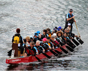 Perfect Catch Dragon Boat Team