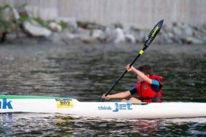 Surfski Think Jet - Summer Camp