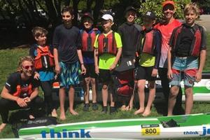 Surfski Kids Camp DCK