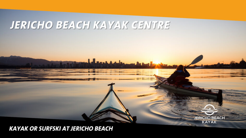 Jericho Beach Kayak Centre