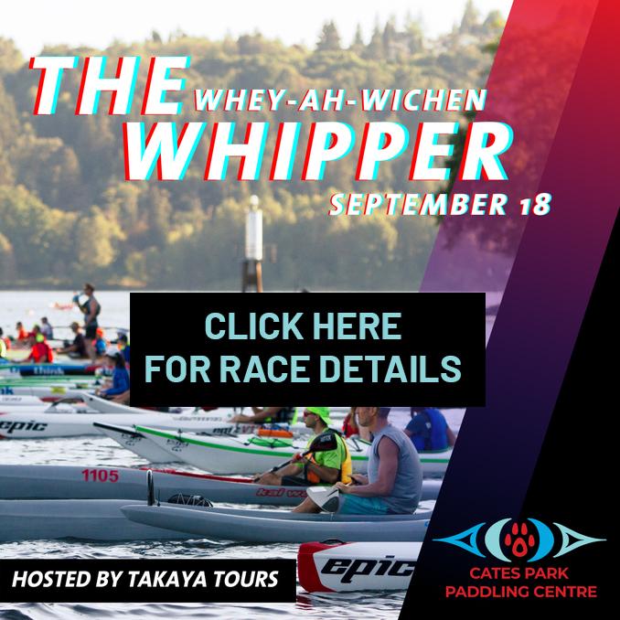Whipper Race Details